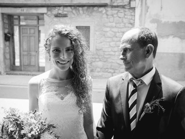La boda de Andrea y Sergi en Mora D'ebre, Tarragona 127