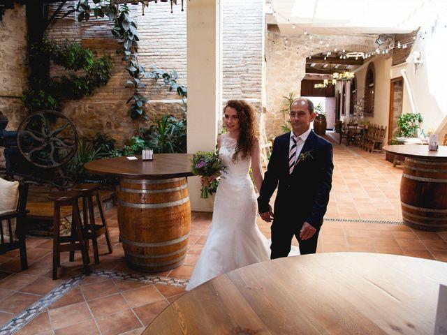 La boda de Andrea y Sergi en Mora D'ebre, Tarragona 130