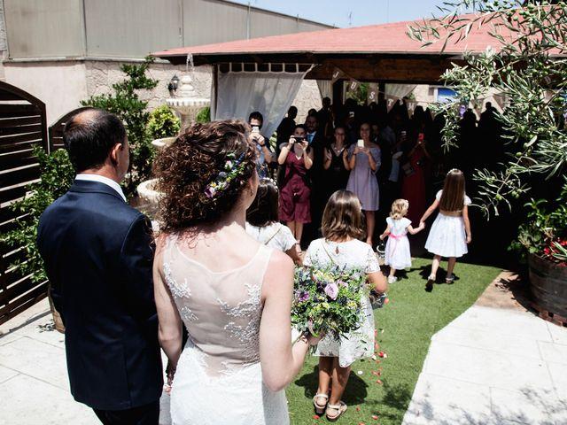 La boda de Andrea y Sergi en Mora D'ebre, Tarragona 131