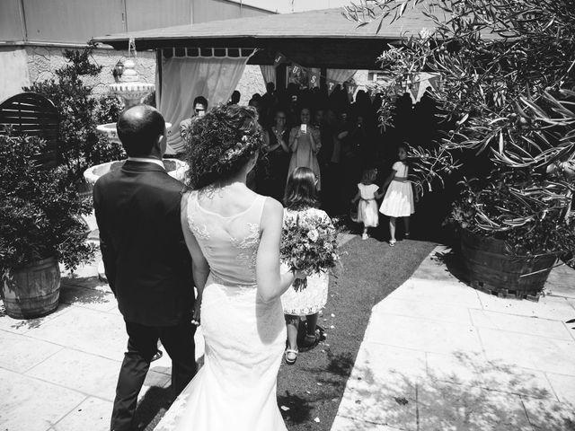 La boda de Andrea y Sergi en Mora D'ebre, Tarragona 132