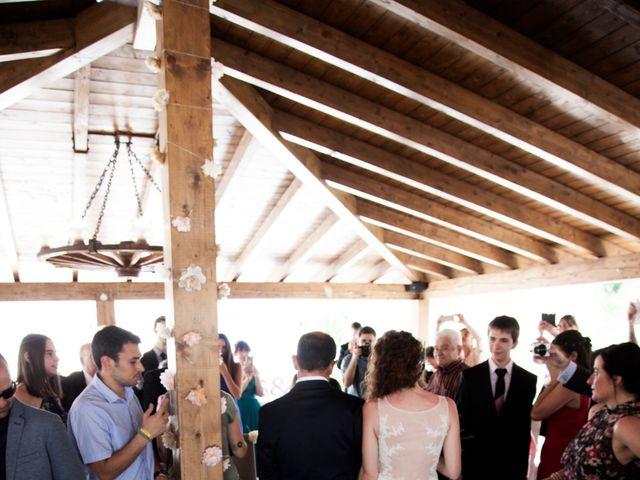 La boda de Andrea y Sergi en Mora D'ebre, Tarragona 133