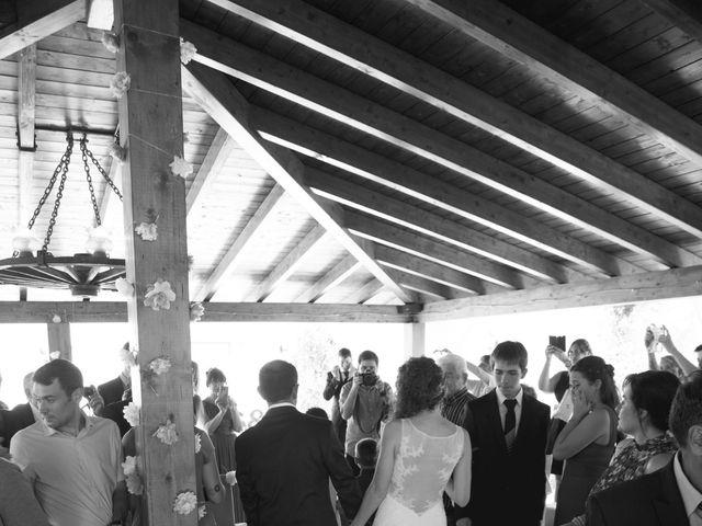 La boda de Andrea y Sergi en Mora D'ebre, Tarragona 134