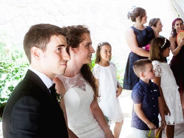 La boda de Andrea y Sergi en Mora D'ebre, Tarragona 138