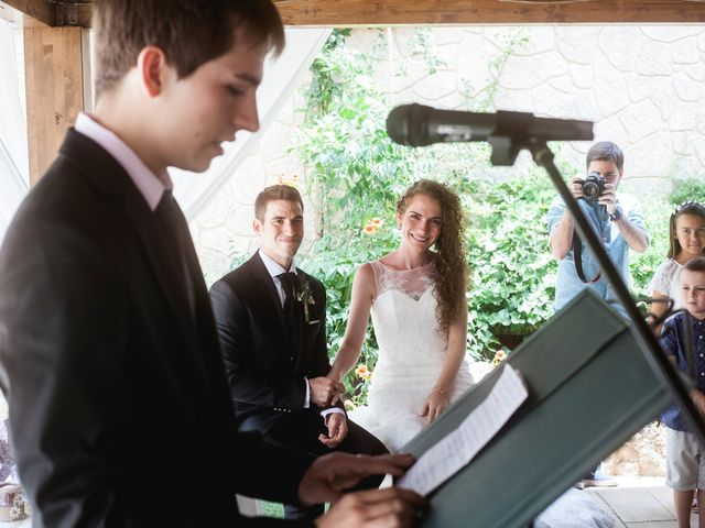 La boda de Andrea y Sergi en Mora D'ebre, Tarragona 141