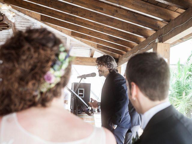 La boda de Andrea y Sergi en Mora D'ebre, Tarragona 151