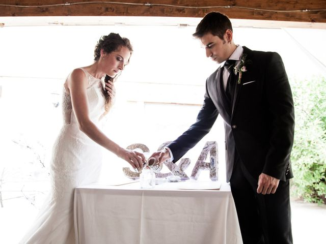 La boda de Andrea y Sergi en Mora D'ebre, Tarragona 173