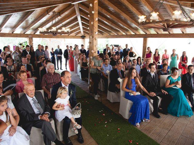 La boda de Andrea y Sergi en Mora D'ebre, Tarragona 177