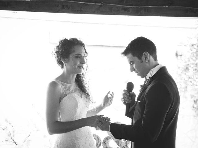 La boda de Andrea y Sergi en Mora D'ebre, Tarragona 178