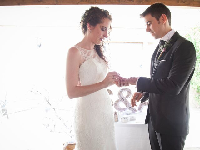 La boda de Andrea y Sergi en Mora D'ebre, Tarragona 186