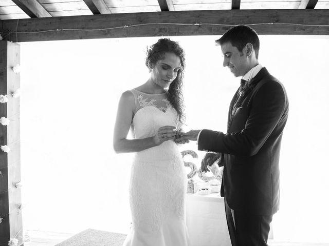 La boda de Andrea y Sergi en Mora D'ebre, Tarragona 187
