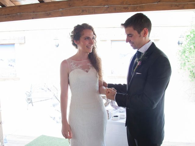 La boda de Andrea y Sergi en Mora D'ebre, Tarragona 190