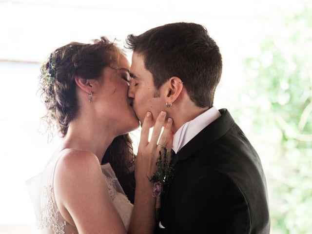 La boda de Sergi y Andrea