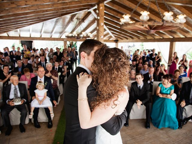 La boda de Andrea y Sergi en Mora D'ebre, Tarragona 193