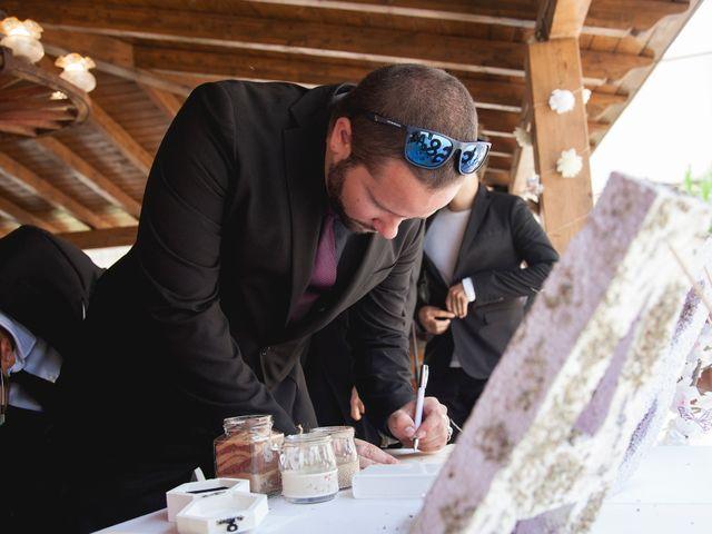 La boda de Andrea y Sergi en Mora D'ebre, Tarragona 202