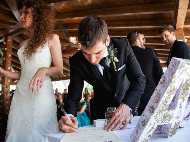La boda de Andrea y Sergi en Mora D'ebre, Tarragona 207