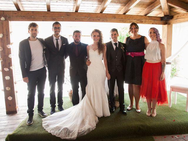 La boda de Andrea y Sergi en Mora D'ebre, Tarragona 208