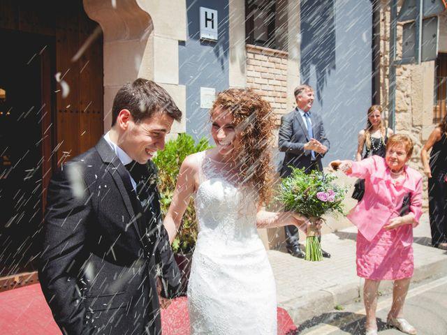 La boda de Andrea y Sergi en Mora D'ebre, Tarragona 216