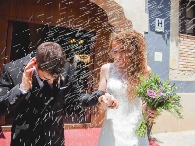 La boda de Andrea y Sergi en Mora D'ebre, Tarragona 217