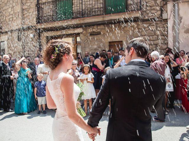 La boda de Andrea y Sergi en Mora D'ebre, Tarragona 218