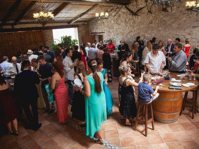 La boda de Andrea y Sergi en Mora D'ebre, Tarragona 226