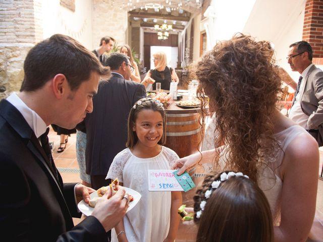 La boda de Andrea y Sergi en Mora D'ebre, Tarragona 231