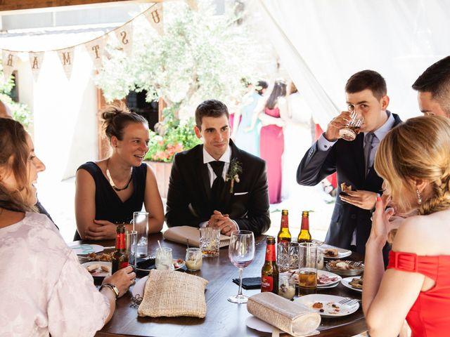 La boda de Andrea y Sergi en Mora D'ebre, Tarragona 240