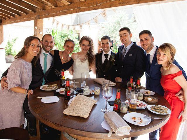 La boda de Andrea y Sergi en Mora D'ebre, Tarragona 241