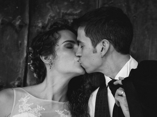 La boda de Andrea y Sergi en Mora D'ebre, Tarragona 244