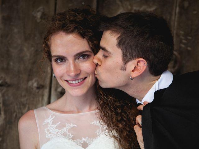 La boda de Andrea y Sergi en Mora D'ebre, Tarragona 245