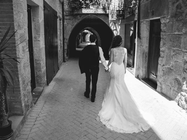 La boda de Andrea y Sergi en Mora D'ebre, Tarragona 246