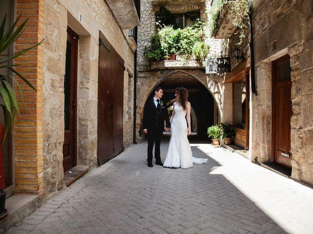 La boda de Andrea y Sergi en Mora D'ebre, Tarragona 247
