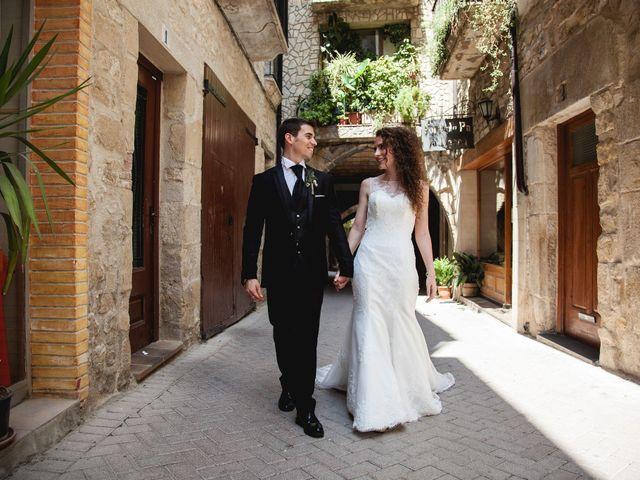 La boda de Andrea y Sergi en Mora D'ebre, Tarragona 248