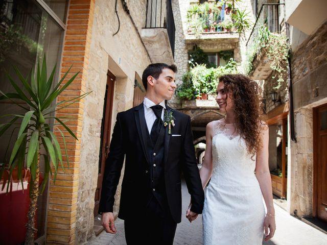 La boda de Andrea y Sergi en Mora D'ebre, Tarragona 249