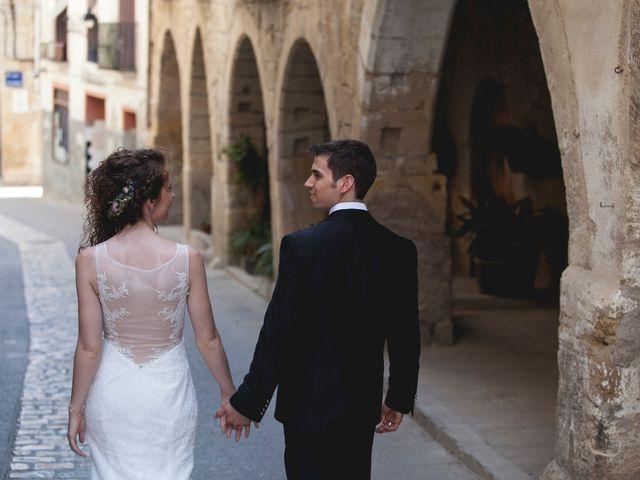 La boda de Andrea y Sergi en Mora D'ebre, Tarragona 251