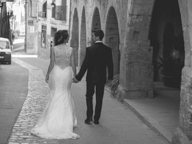La boda de Andrea y Sergi en Mora D'ebre, Tarragona 252