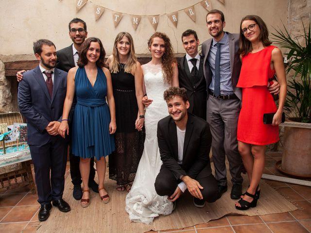 La boda de Andrea y Sergi en Mora D'ebre, Tarragona 253