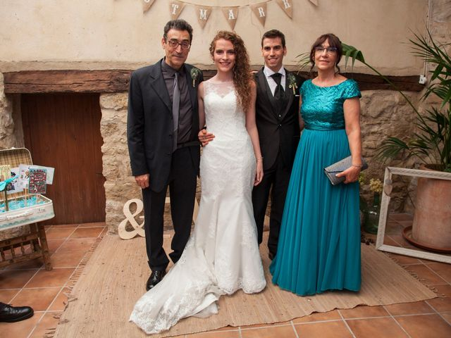 La boda de Andrea y Sergi en Mora D'ebre, Tarragona 254