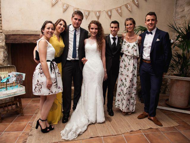 La boda de Andrea y Sergi en Mora D'ebre, Tarragona 256