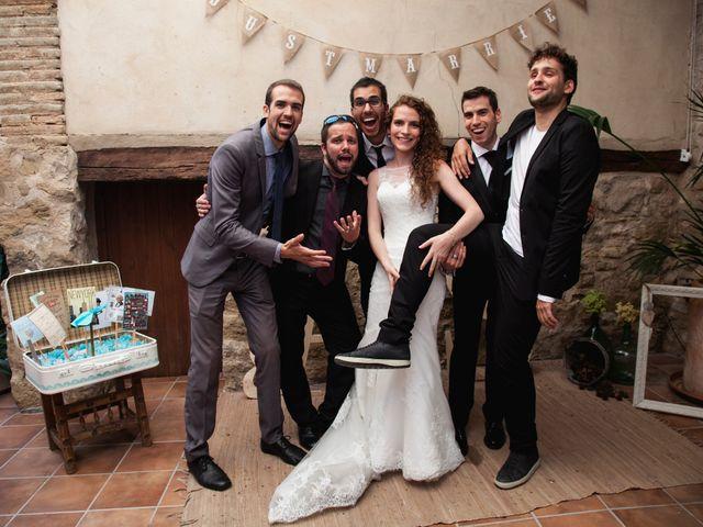 La boda de Andrea y Sergi en Mora D'ebre, Tarragona 258