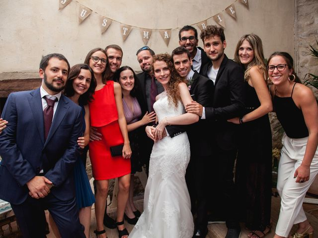 La boda de Andrea y Sergi en Mora D'ebre, Tarragona 259