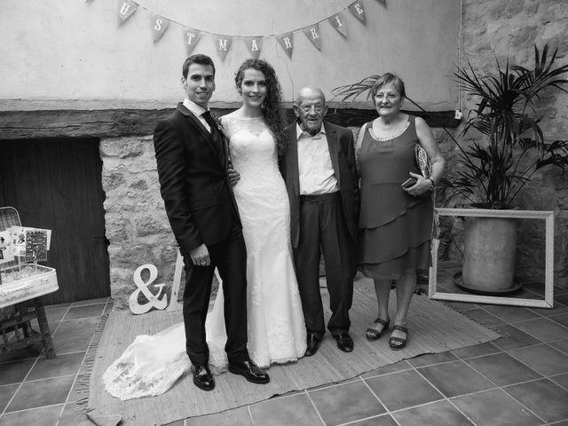 La boda de Andrea y Sergi en Mora D'ebre, Tarragona 261