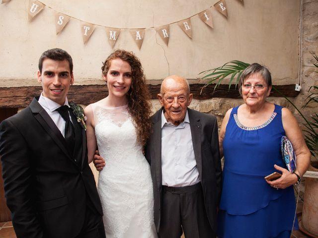 La boda de Andrea y Sergi en Mora D'ebre, Tarragona 262