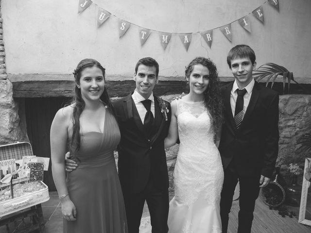 La boda de Andrea y Sergi en Mora D'ebre, Tarragona 263
