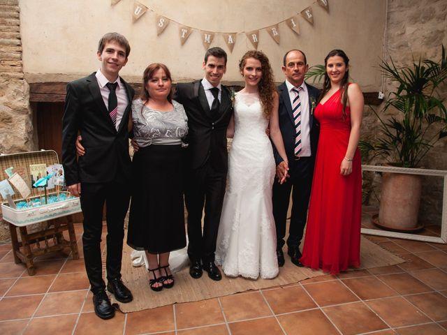 La boda de Andrea y Sergi en Mora D'ebre, Tarragona 266
