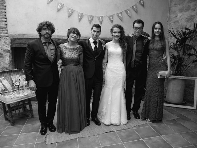 La boda de Andrea y Sergi en Mora D'ebre, Tarragona 267
