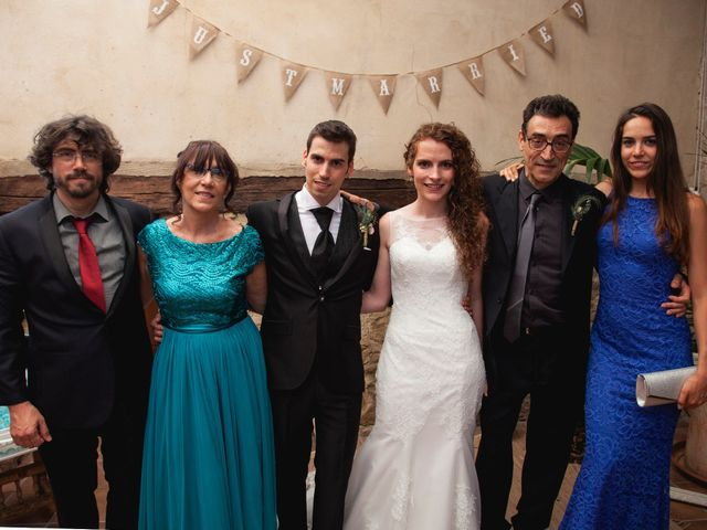 La boda de Andrea y Sergi en Mora D'ebre, Tarragona 268