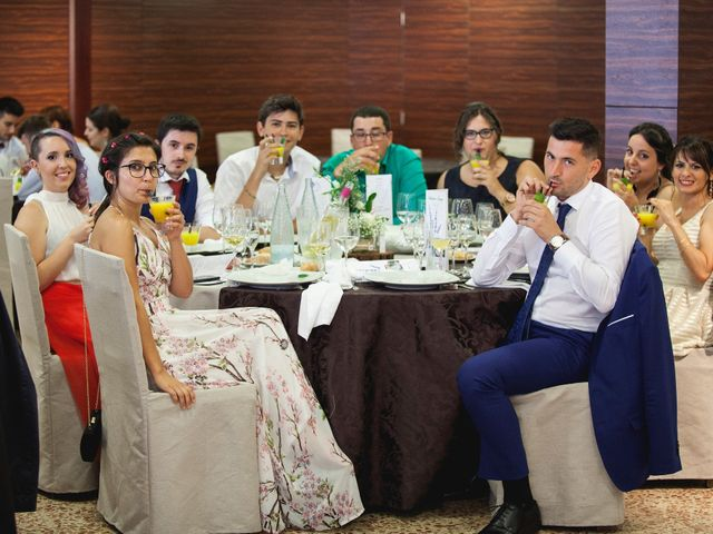La boda de Andrea y Sergi en Mora D'ebre, Tarragona 285