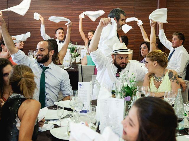 La boda de Andrea y Sergi en Mora D'ebre, Tarragona 297