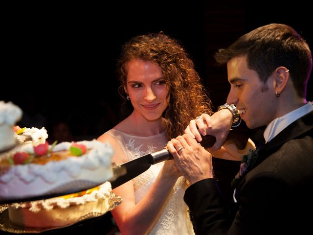 La boda de Andrea y Sergi en Mora D'ebre, Tarragona 309