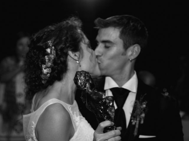 La boda de Andrea y Sergi en Mora D'ebre, Tarragona 316